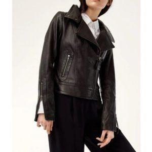 Mackage Kenya Leather Jacket XXS